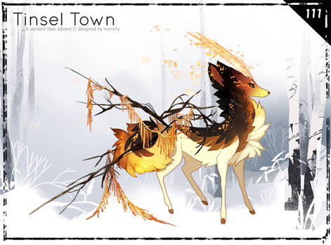 [Verdeer] Winter Advent: Tinsel Town