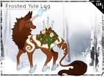 [Verdeer] Winter Advent: Frosted Yule Log