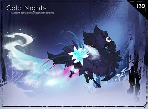 [Verdeer] Winter Advent: Cold Nights