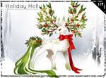 [Verdeer] Winter Advent: Holiday Holly