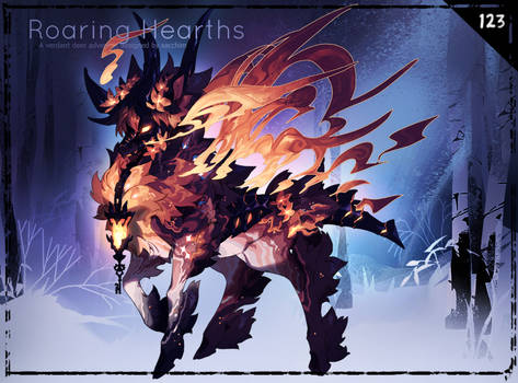 [Verdeer] Winter Advent: Roaring Hearths