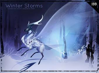 [Verdeer] Winter Advent: Winter Storms
