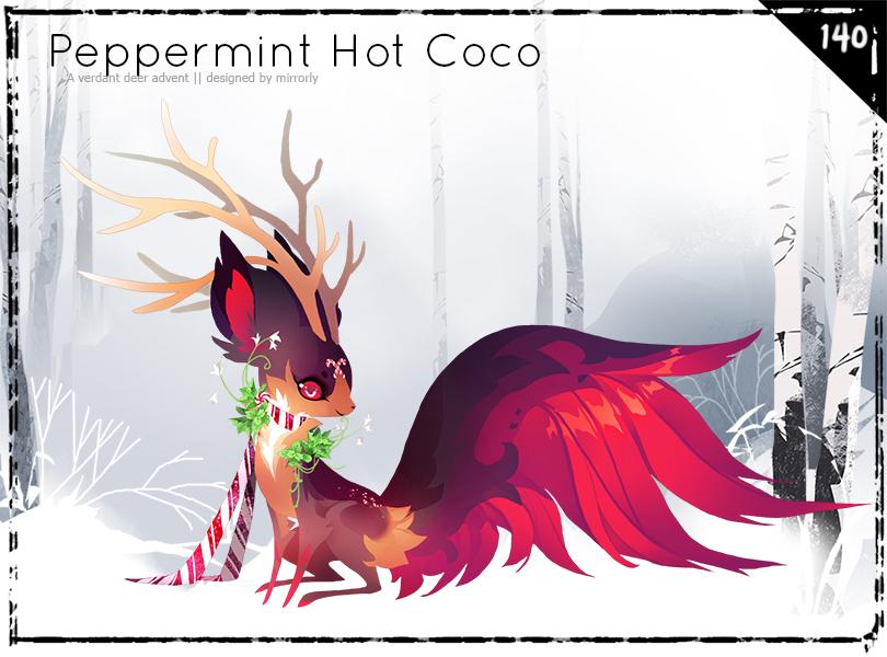 [Verdeer] Peppermint Hot Coco