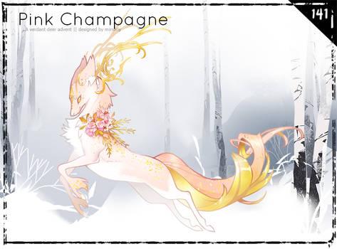 [Verdeer] Pink Champagne