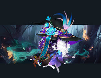 [Elnin] Witch of the Starladen Woods