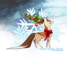 [Verdeer] Day 1: Warm Winter Drinks