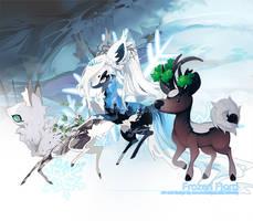 [Verdeer] Day 4: Frozen Fjord