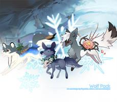 [Verdeer] Day 8: Wolf Pack