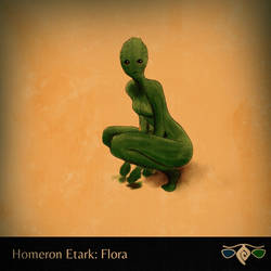 Flora from Homeron Etark