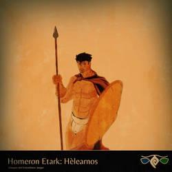 The Myst King from Homeron Etark (Jaeger version)