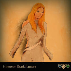 Lunete from Homeron Etark