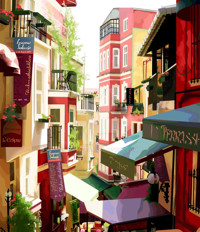 Istanbul by masseva