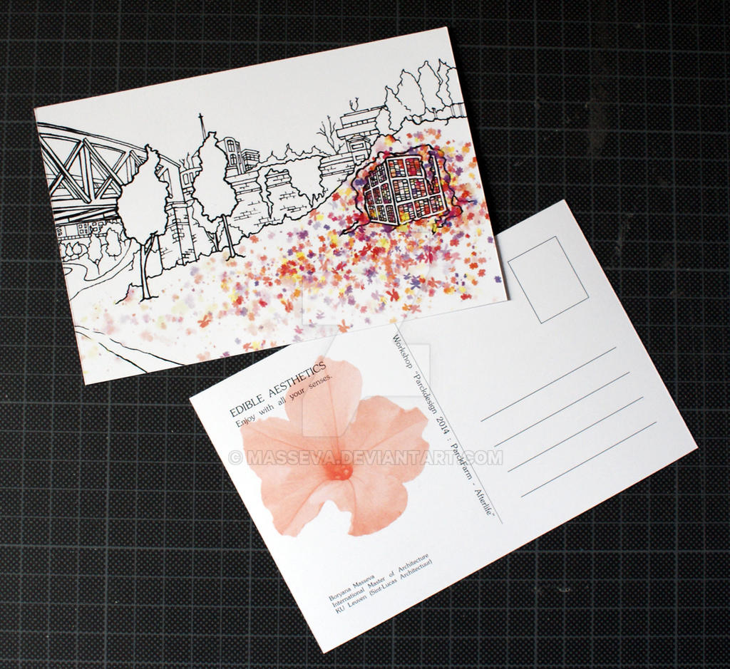 Postcard by masseva