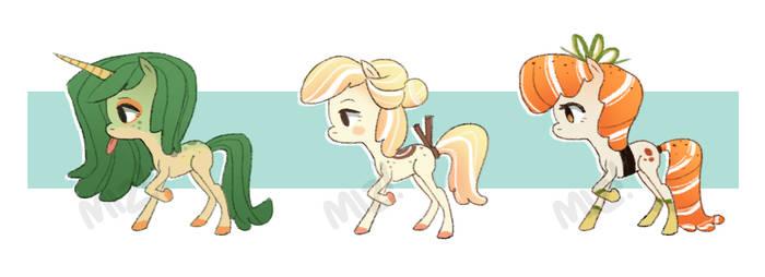 Pony Adopts! [1/3 Open!!]