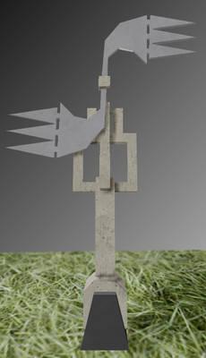 Half-Quake Ambience Windmill