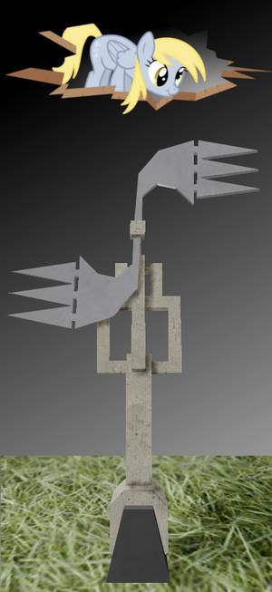 Half-Quake Ambience Windmill + Derpy