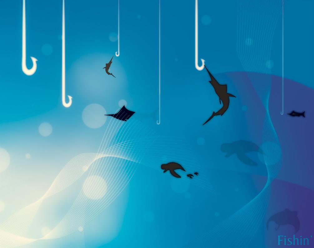 Fishin' by Xecutioner379