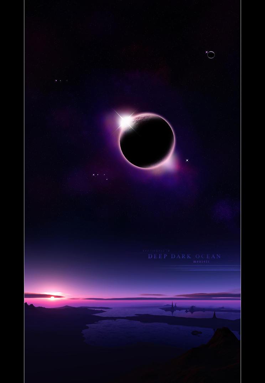 Collab - Deep Dark Ocean by Xecutioner379