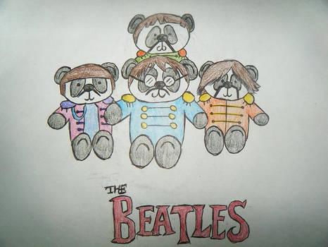 Panda Beatles
