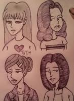 Daria Doodles 2