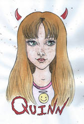Quinn by TwiztidTiya