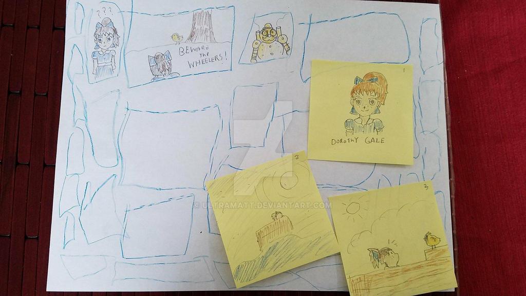 Ozma of Oz  Story Pictures by UltraMatt