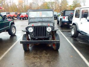7th annual Jeep Creep