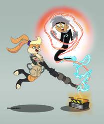 Slam Dunk GhostBuster