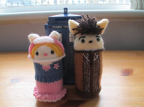 Doctor Who: Ten and Rose 'The Idiot's Lantern'