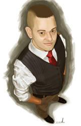 Tomi self portrait