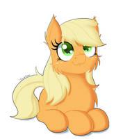 (open) Sitting pony
