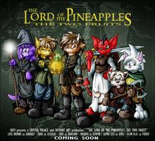 The Lord of the Pineapples TTF by skifi