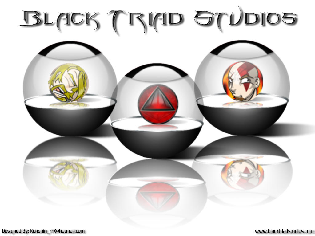Black Triad Authority by kenshinffx