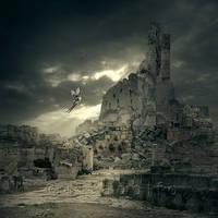 Dead Walls by RoadioArts