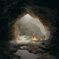 Burning Steppe by RoadioArts