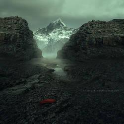 The Valley of Agony by RoadioArts
