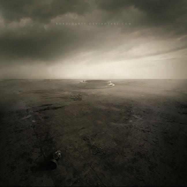 Silent War by RoadioArts