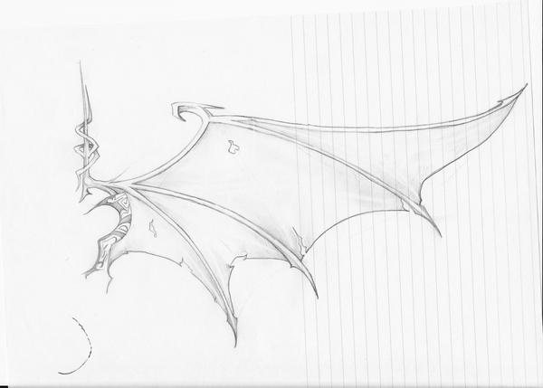 Bat Wing Demon Ringed City