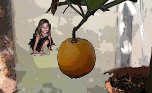 I Prayed for the Orange by wdnest