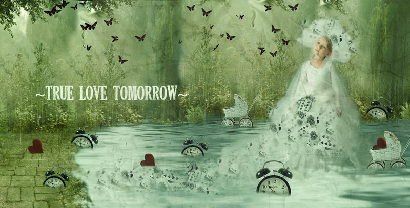 True Love Tomorrow by wdnest