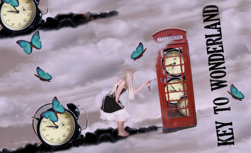 Key to Wonderland by wdnest