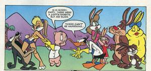 A bunch a bunnies
