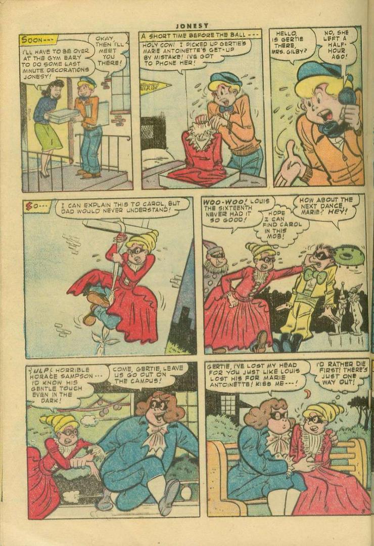 Leonard meets girl comic book store
