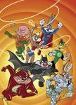 The Looney League of Justice