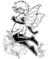 Flirt flight by Rabbette