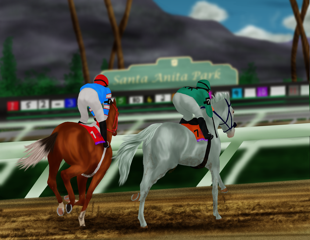 Breeders Cup Classic By Silvercreekequestria On Deviantart