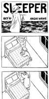 Sleeper: Mini-Comic by okchickadee