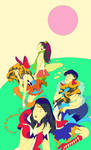 The Sailor Soldiers' Lament
