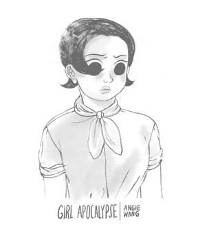 New Comic: Girl Apocalypse