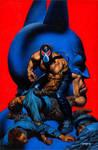 Batman Vengeance Of Bane Special cover